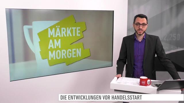 Daimler, Boeing, Wirecard, Lufthansa, Henkel, MTU, Adidas, Deutsche Post - Marktüberblick