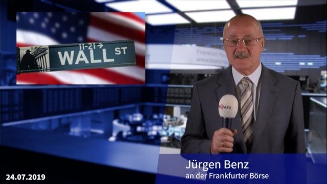 Wall Street dürfte Dax auch heute stützen