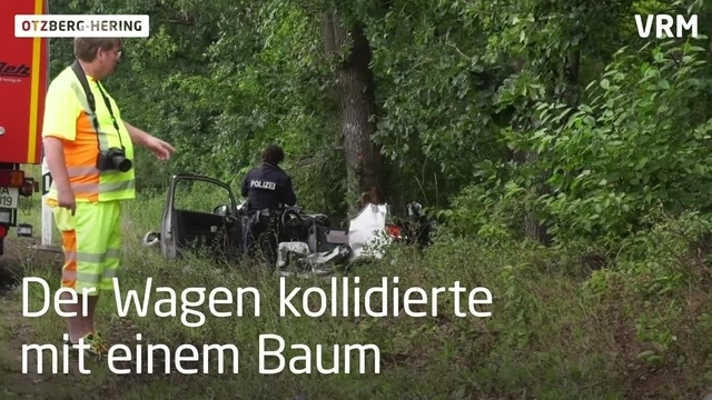 Tödlicher Unfall bei Otzberg