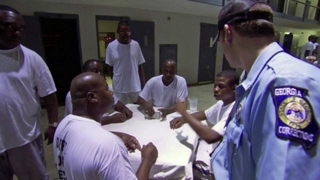 Spielregeln im Hays State Gefängnis
