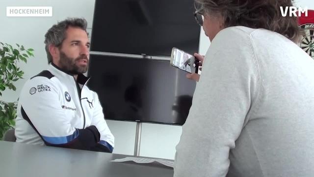 Interview mit Rennfahrer und BMW-Werkspilot Timo Glock
