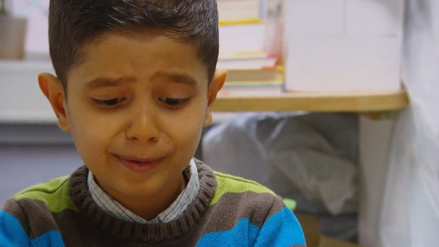 Ahmet aus Aleppo