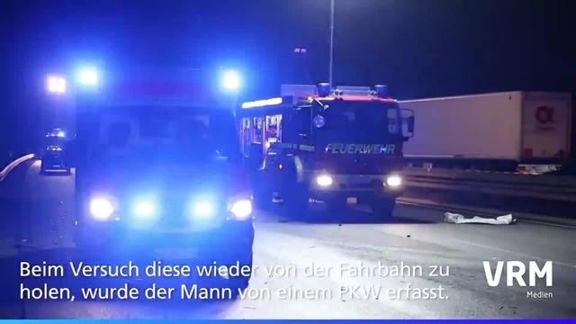 Ingelheim: Tödlicher Unfall auf A60