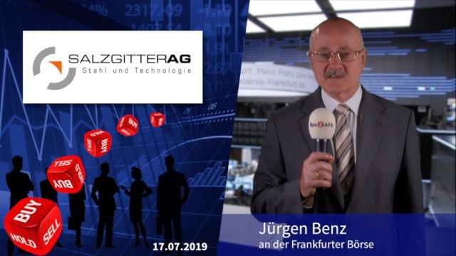 Analyser to go: Schwache Zahlen erwartet - Salzgitter herabgestuft