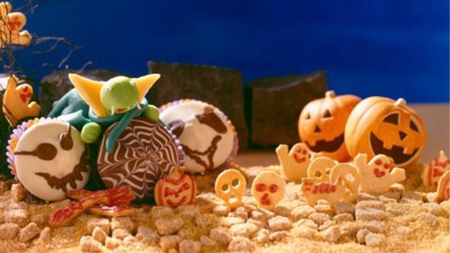 Halloween-Muffins für Kinder