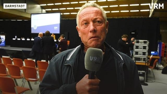 Mitgliederversammlung des SV Darmstadtt 98
