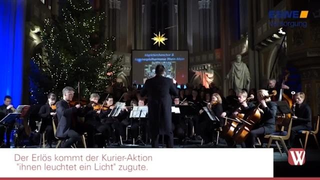Wiesbaden: Das Weihnachtskonzert in der Marktkirche