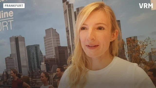 Marathonläuferin Katharina Steinruck im Interview