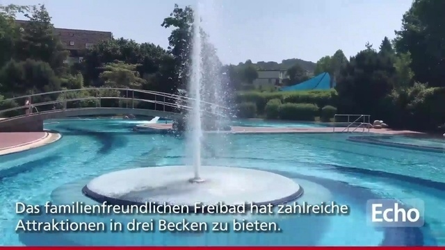 Ab ins Freibad: In Roßdorf beginnt die Saison
