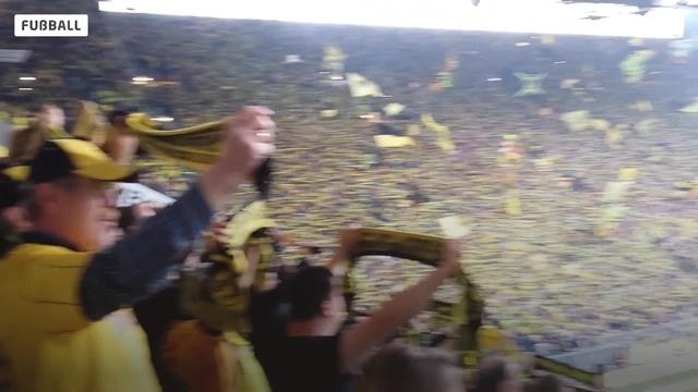 Borussia Dortmund gegen Schalke 04