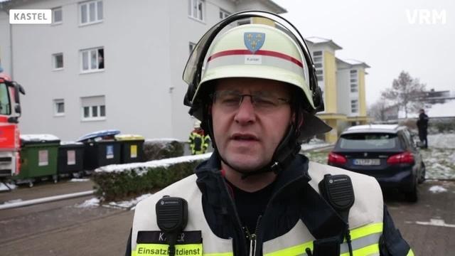 Kellerbrand in Kastel