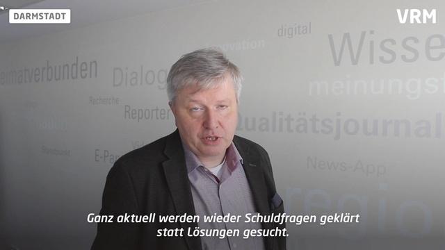 Hennemann hält nach: Verkehr in Darmstadt