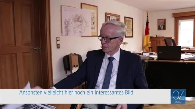 Ulrich Künz - 42 Jahre Bürgermeister in Kirtorf