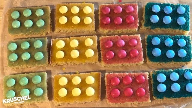 Mach mit: Baustein-Kuchen