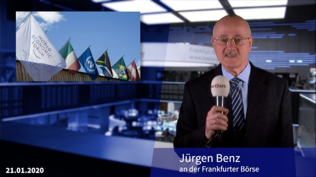 Davos bringt zum Auftakt keine Impulse für die Börse