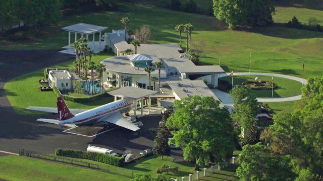 Florida aus der Luft