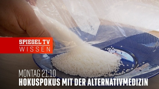 Hokuspokus mit der Alternativmedizin (Trailer)