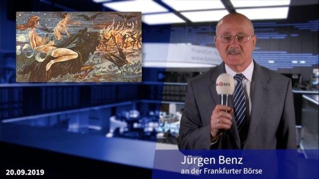 Hexensabbat und Klima-Debatte prägen die Börse