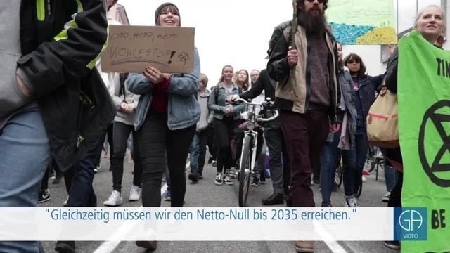 Zwei Demos: Verkehrsaktionstag und Fridays for Future