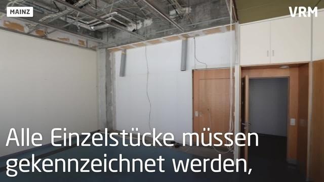 Sanierung des Mainzer Rathauses schreitet voran