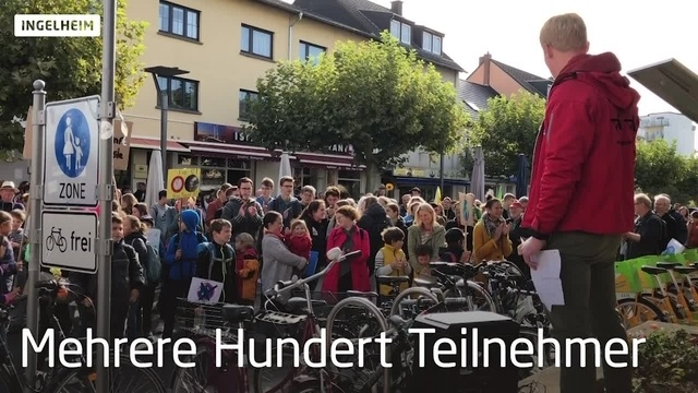 Fridays for Future in Ingelheim