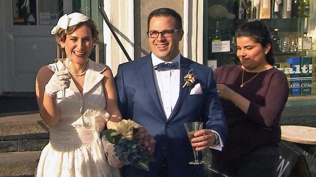 Hochzeitstourismus in Dänemark