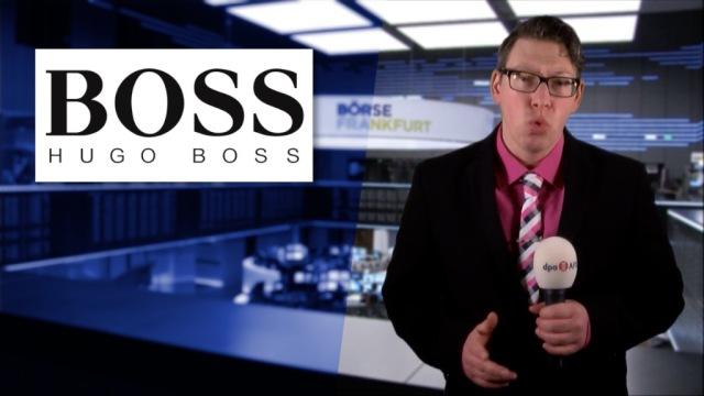 Gute Quartalszahlen treiben Hugo Boss-Aktien nach oben