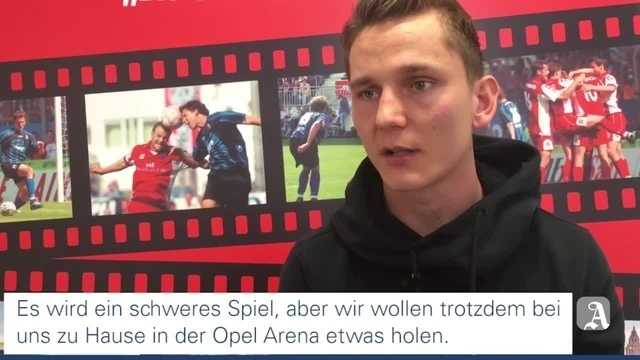 Mainz 05-Kapitän Niko Bungert im Interview