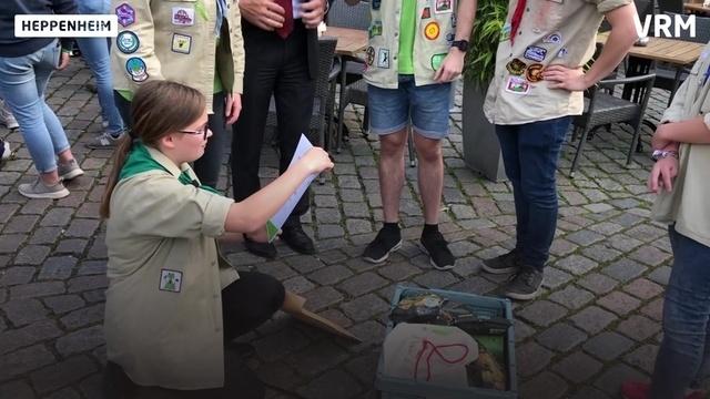 72-Stunden-Aktion in Heppenheim