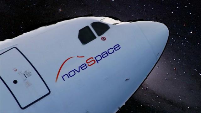 Mit dem Airbus in die Schwerelosigkeit