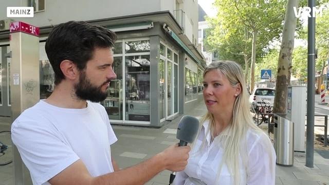 Neu im Mainzer Stadtrat: Natascha Bauer-Bertram