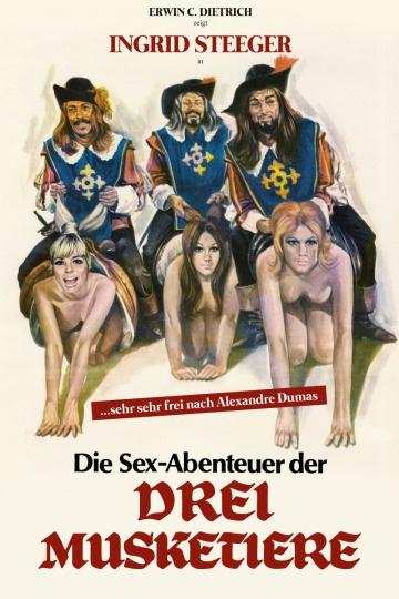 Die Sex-Abenteuer der drei Musketiere