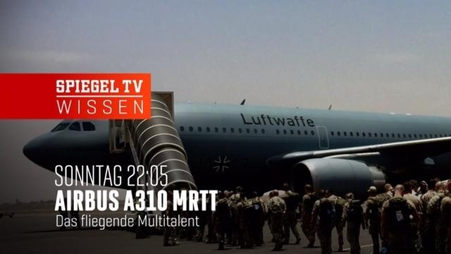 Airbus A310 MRTT - Das fliegende Multitalent (Trailer)