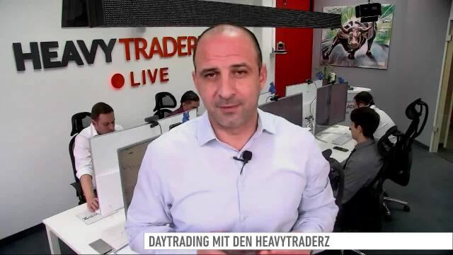 HeavytraderZ: TecDAX vor nächster Rallye - beste Chancen auf Zehn-Prozent-Ausbruch