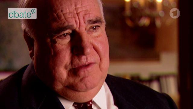 Helmut Kohl - Das Interview (Teil 2)