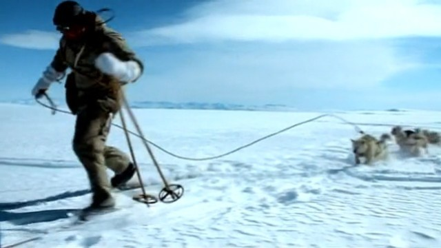 Rennen zum Südpol