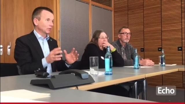 Landrat will Groß-Gerauer Klinik retten