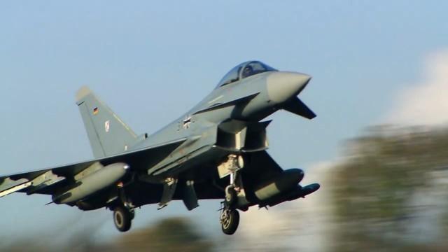Eurofighter im Einsatz