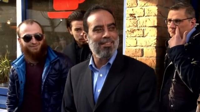 Salafist Abou-Nagie vor Gericht