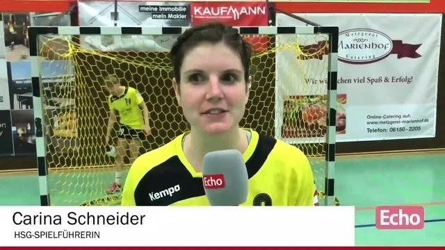 DHB-Pokal-Erstrundenspiel in Weiterstadt