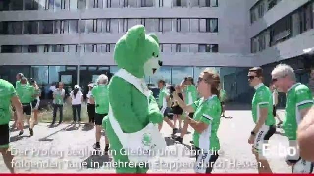 Tour der Hoffnung in Weiterstadt