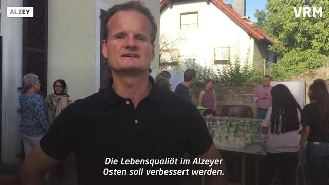 """Zukunftswerkstatt """"Soziale Stadt Ost"""" Alzey"""