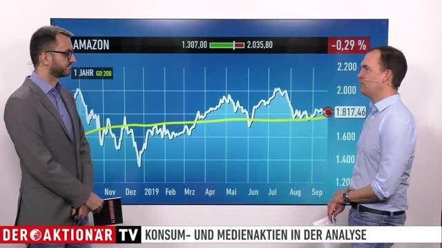 Andreas Deutsch: Amazon, Hasbro, Nestlé, Adidas, Zalando und ProSiebenSat.1