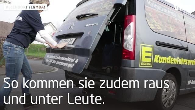 Kundenfahrservice in Allendorf/Lumda