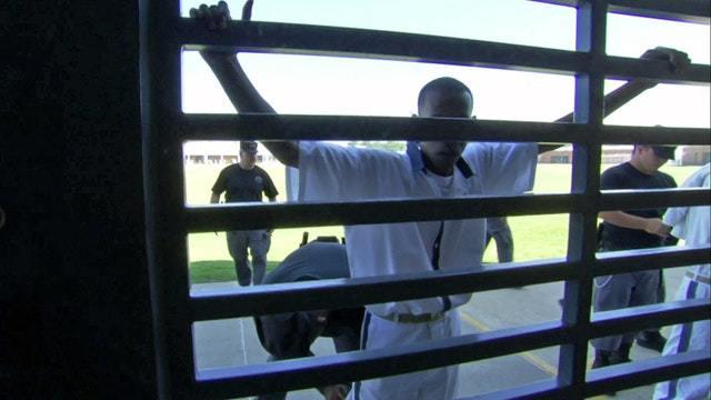 Sanktionen im Hays State Gefängnis