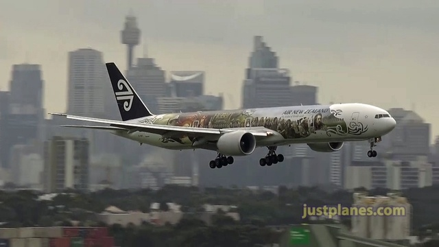 Planespotting in Sydney