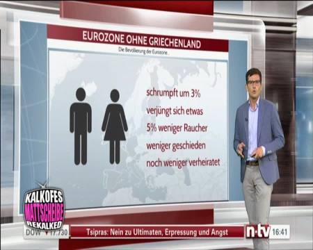 Der N-TV Netzreporter - Grexit