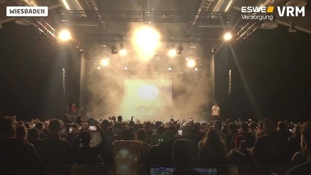 Rapper Eno gibt kostenloses Konzert im Schlachthof