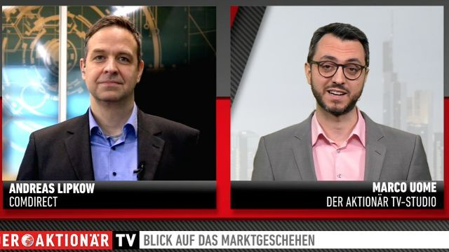 Marktstratege Lipkow: Der Deckel ist weggeflogen