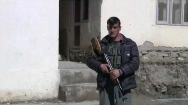 Afghanisches Frauengefängnis
